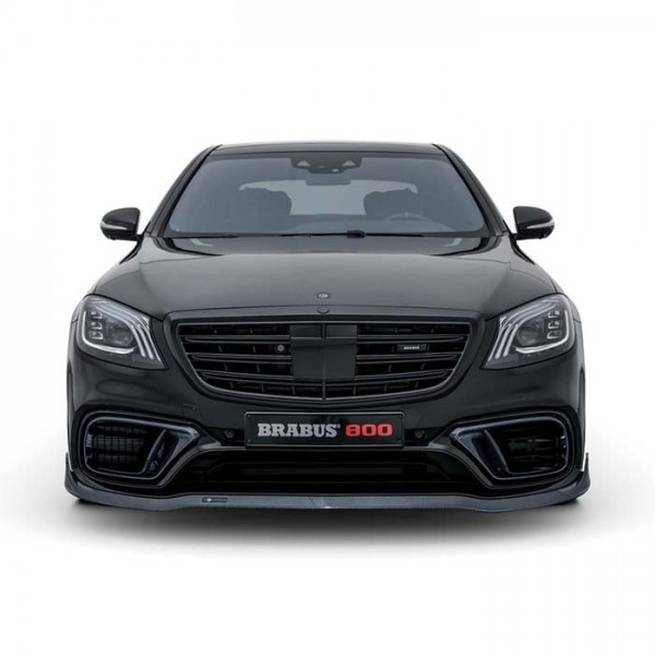 BRABUS front bumper with spoiler lip (from MY 07/2...
